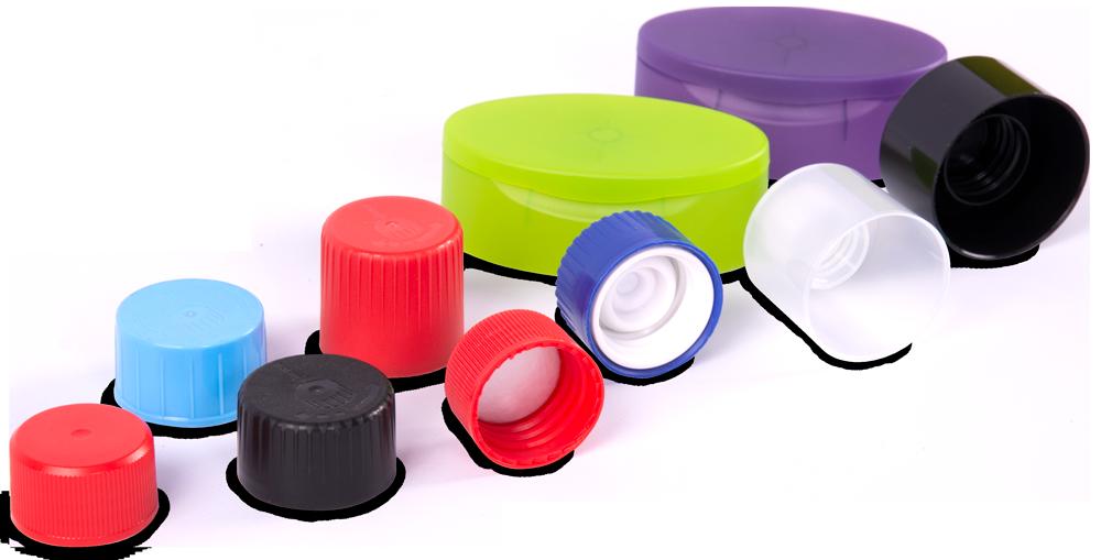 De Wit Plastic Caps and Closures